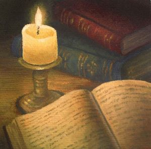 Book-Candle